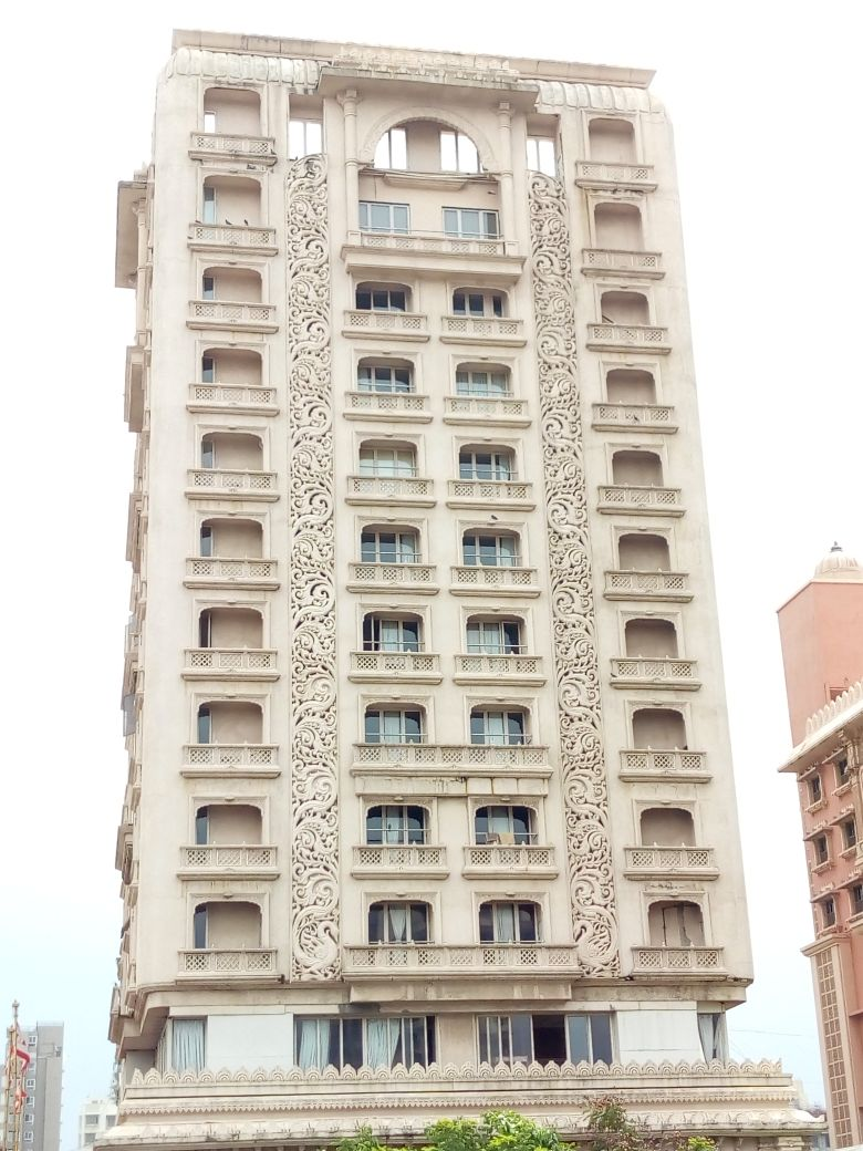 Commercial Building GRC work at Delhi