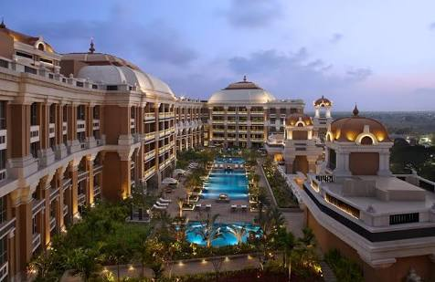 ITC Grand Chola Hotel GRC work at Chennai (1)