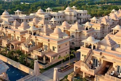 ITC Green Bharat Hotel GRC work at Gurgaon (1)