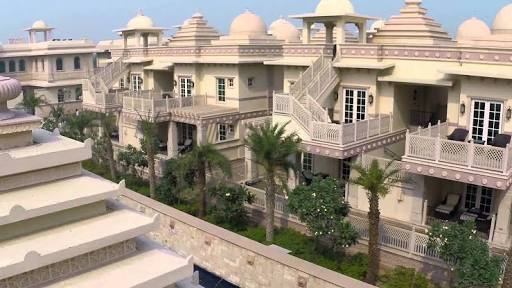 ITC Green Bharat Hotel GRC work at Gurgaon (2)