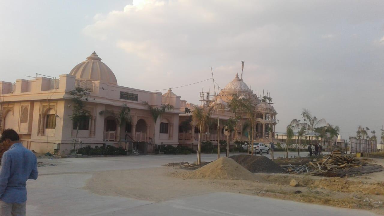 Jain Mandir GRC Work at Shankeshwar Gujarat (3)