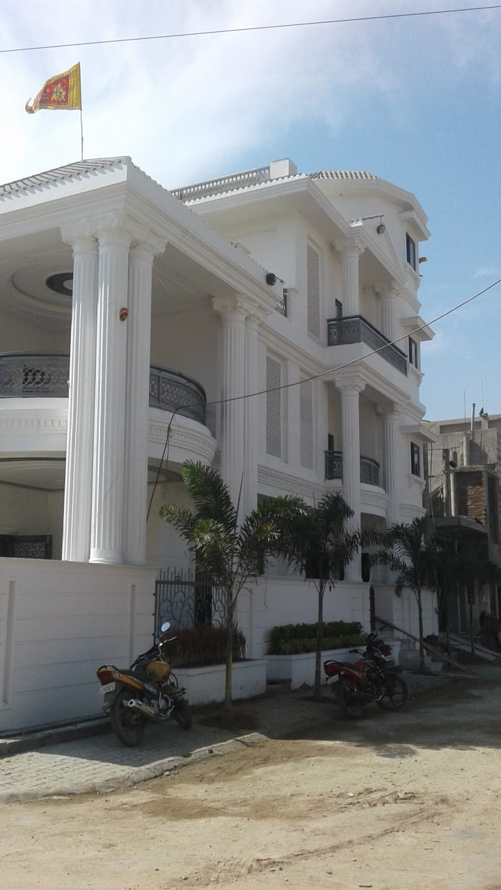 Residential Bungalow GRC work at Chittourgarh Rajasthan (1)