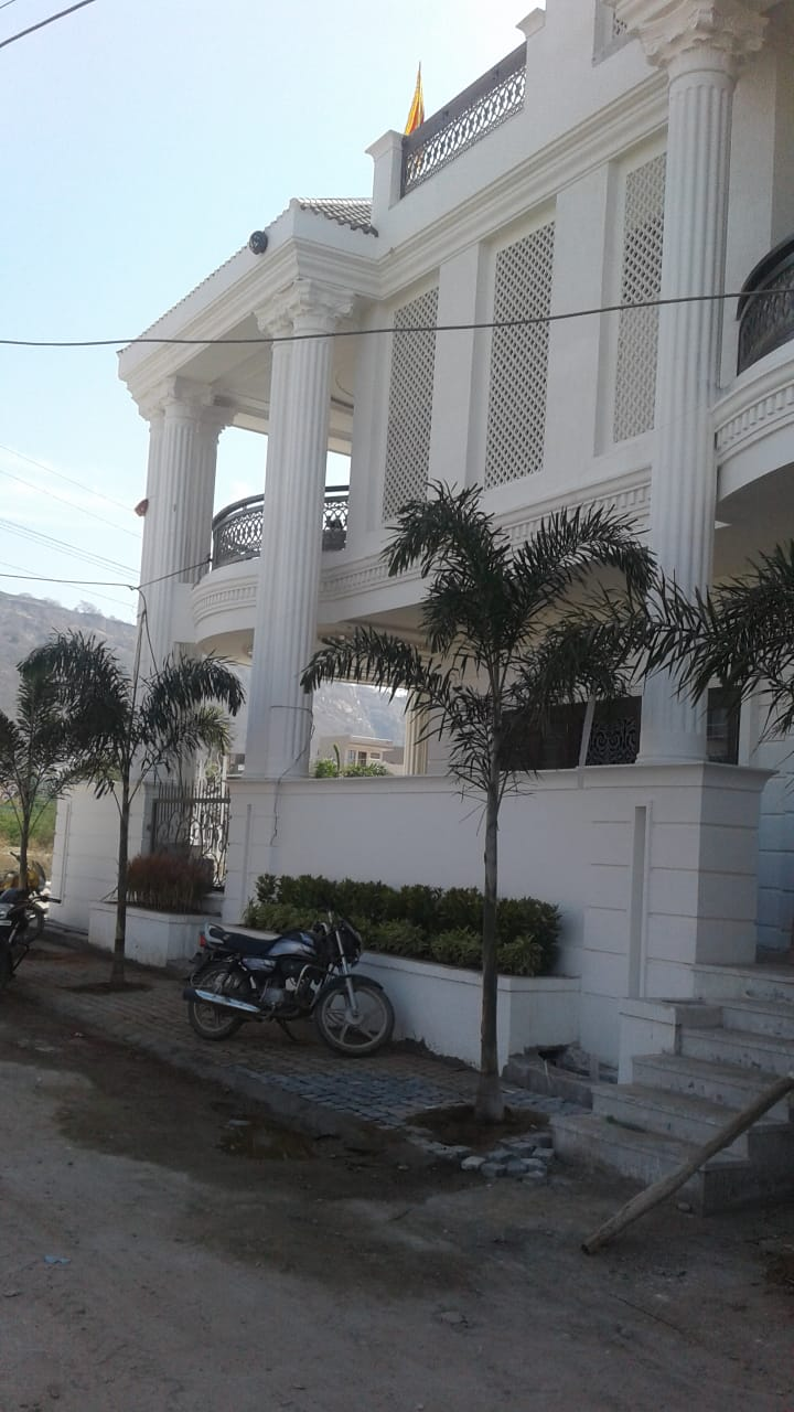 Residential Bungalow GRC work at Chittourgarh Rajasthan (2)