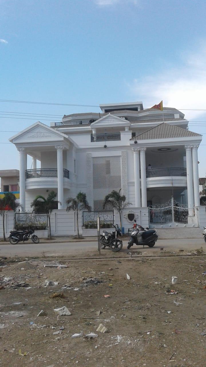 Residential Bungalow GRC work at Chittourgarh Rajasthan (3)