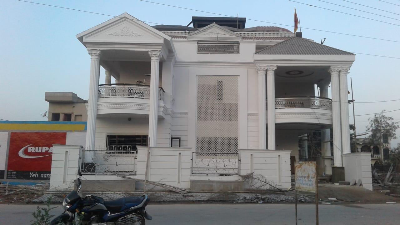 Residential Bungalow GRC work at Chittourgarh Rajasthan (5)