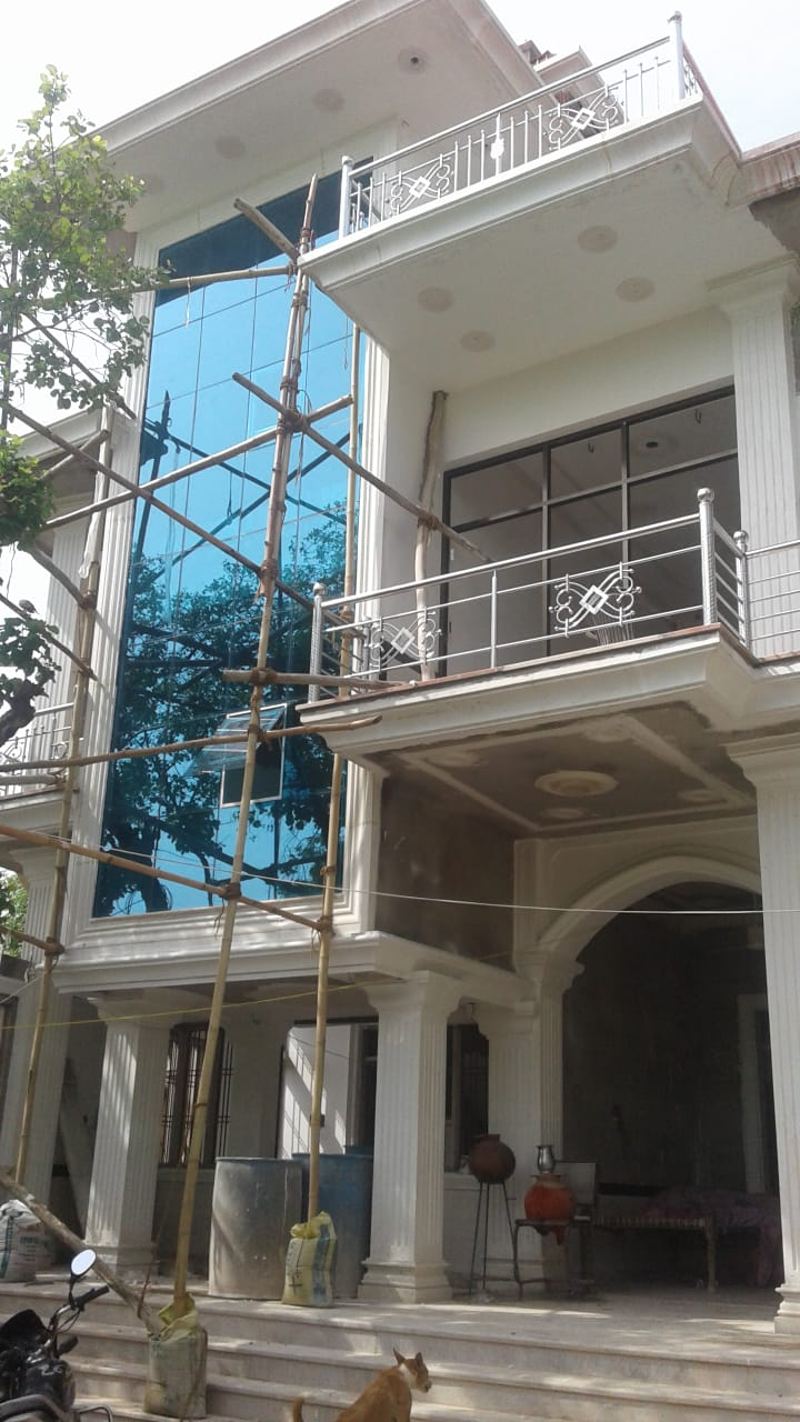 Residential Bungalow GRC work at Manpur Dausa Rajasthan (2)
