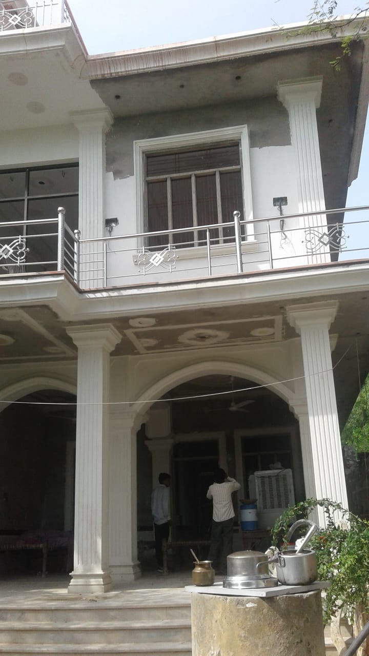 Residential Bungalow GRC work at Manpur Dausa Rajasthan (3)