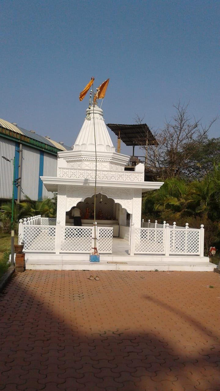 Temple GRC work at Khopoli Maharashtra