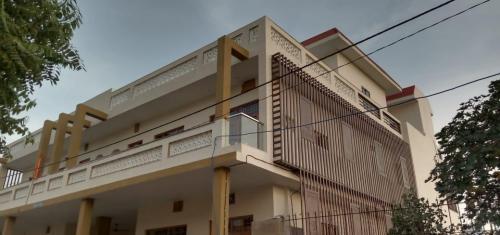 GRC Jali Elevation work at Ajmer Rajasthan